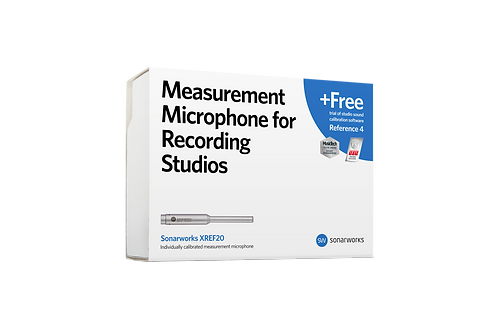 Calibrated Measurement Microphone