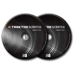 Native Instruments - Traktor Scratch Control CD
