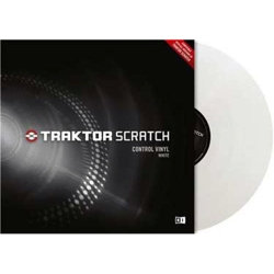 Native Instruments - Control Vinyl White