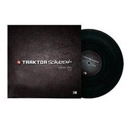 Native Instruments - Control Vinyl Black