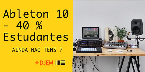 Ableton 10 Suite Student