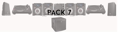 Pack 7