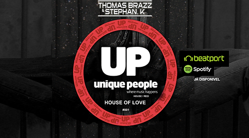 Thomas Brazz & Stephan K - House of Love Wav