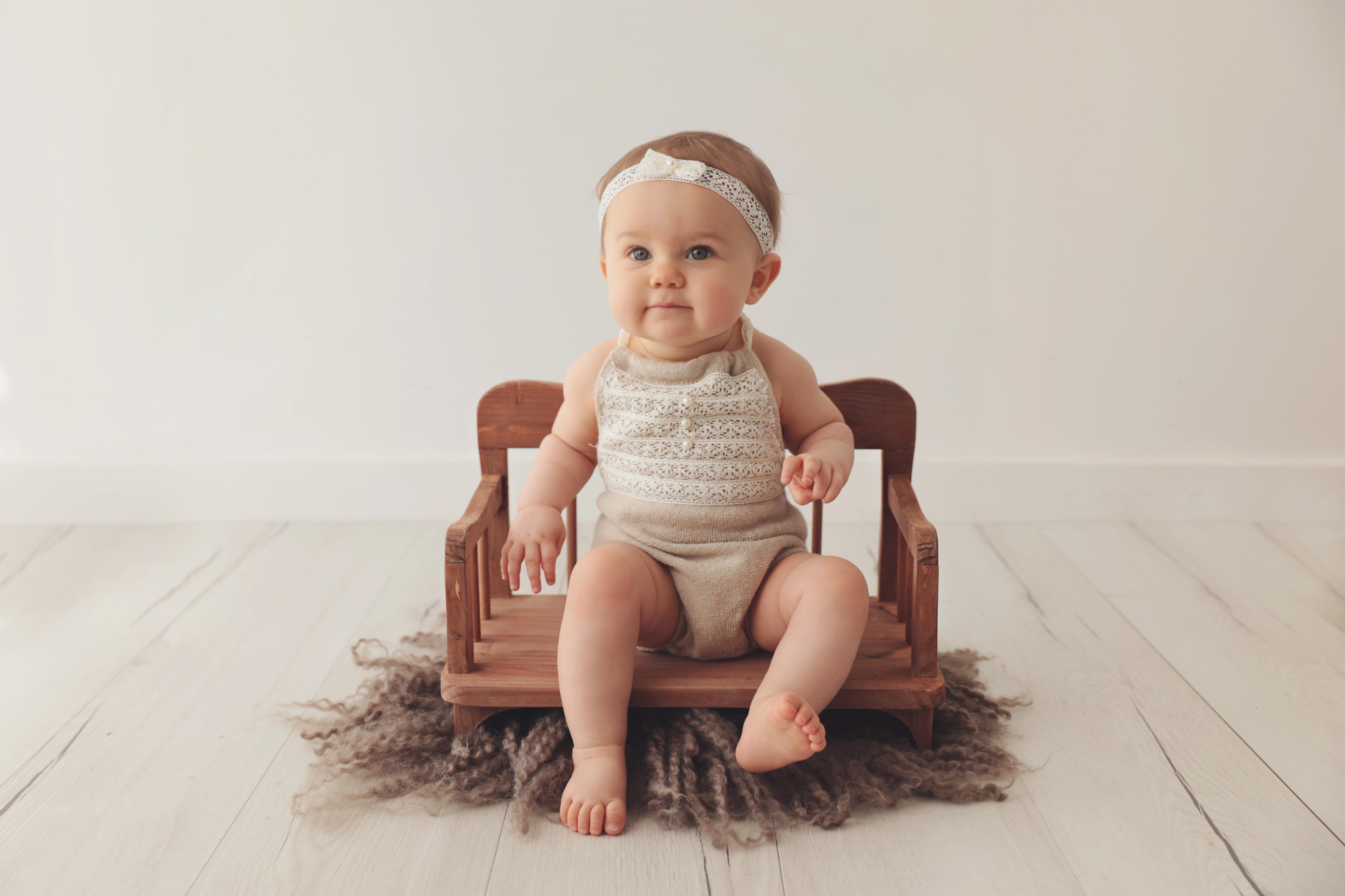 Séance bébé - 6/12 mois
