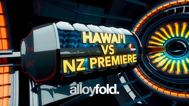 Sport: Hawi'i VS NZ Premiere