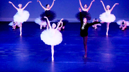 Swan Lake - Garden City Dance Academy