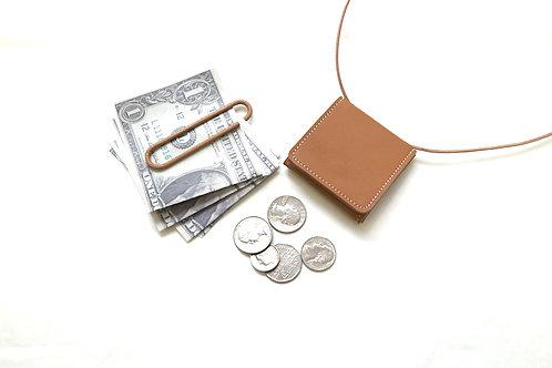 SO24 COIN NECKLACE-DEG