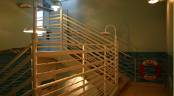 Escalier interne