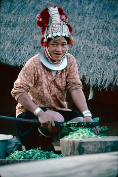 Chopping. Chang Rai