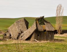 Palouse Farmhouse