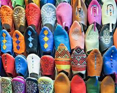 Slippers, Marrakech