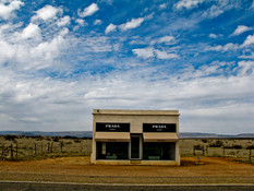 Prada Store, Marfa Texas