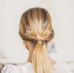 Toucado noiva - Cata Vassalo