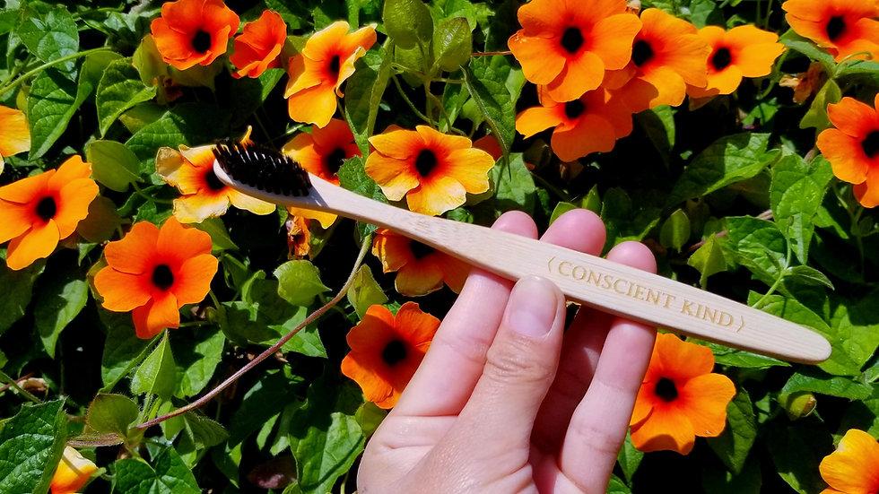 Moso Bamboo Toothbrush