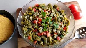 Ensalada De Nopales (Cactus Salad)