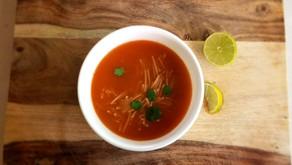 Sopa De Fideo (Mexican Noodle Soup), Of Course It's Vegan