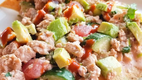 Vegan Soy Ceviche On Tostadas