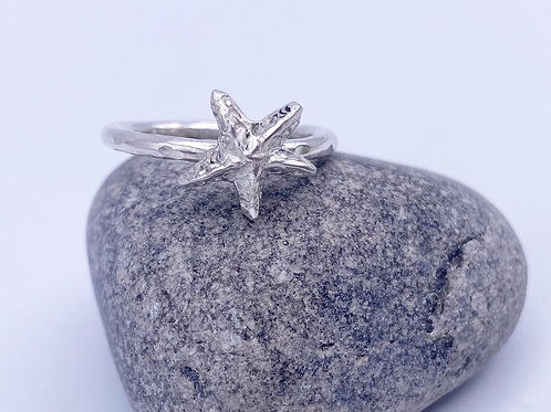 Starfish ring (stackable)