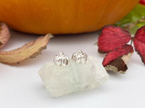 Pumpkin earrings ltd edition.
