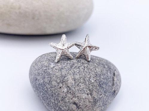 Starfish earrings (studs)