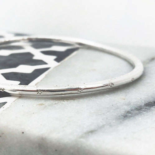 starry nights bangle