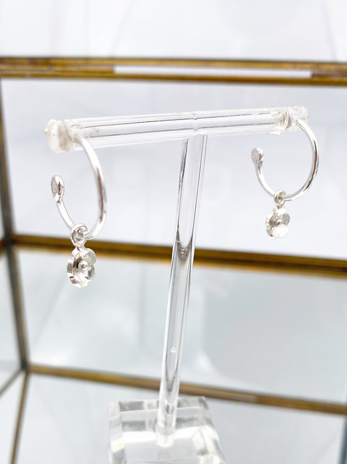 Silver Hoops pick and mix