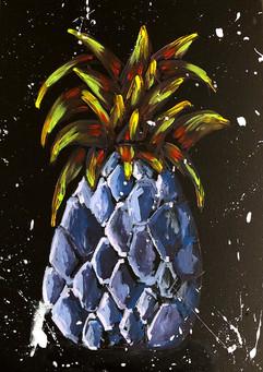 Blue Pineapple