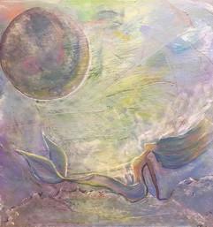 Moon Bather