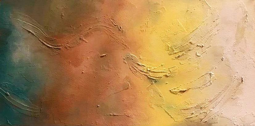 Teshelle Combs - The Copper Sea