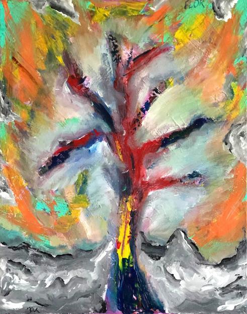 Flor Tree Alive