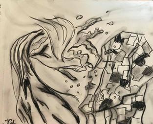 Baptism Sketch