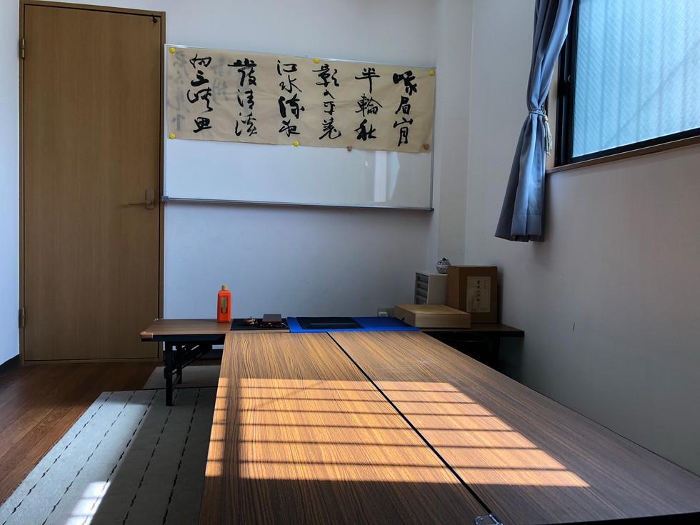 正覚寺教室