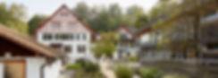 Arbeitsheim Wangen - Aussenraum
