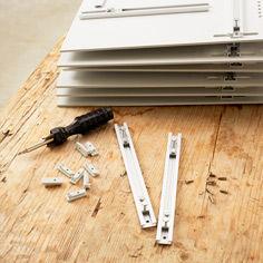 Industriearbeiten, Auftragsarbeiten, Schrauben, montieren