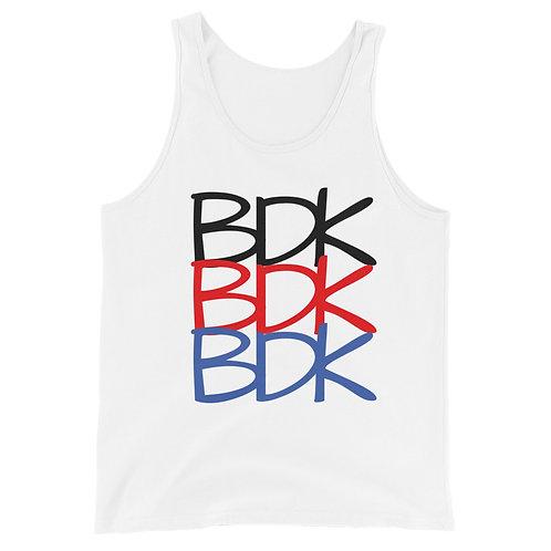 Team BDK Tank Top - White