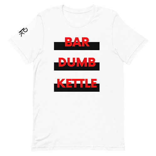 BDK Levels Tee - White