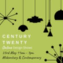 Mid-century design show, vintage and retro fair, mid-century modern furniture and homeware