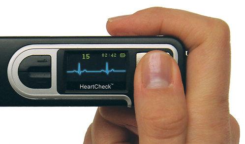 Wireless HeartCheck ECG Monitor