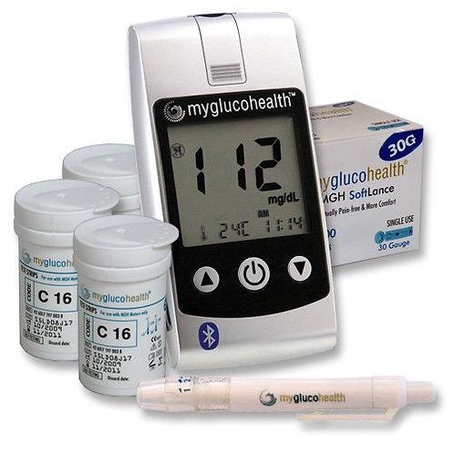 Wireless Diabetes Meter Starter Kit