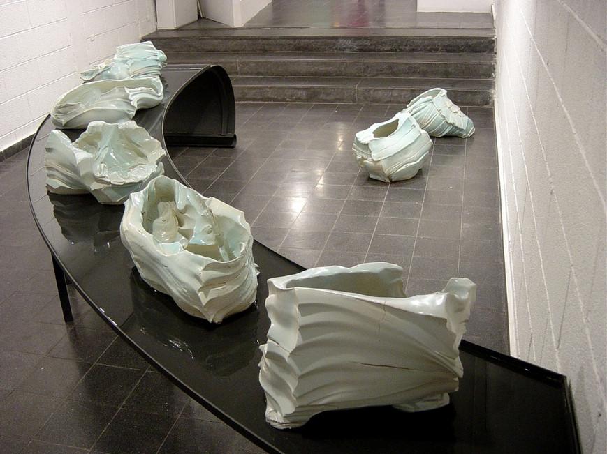 Installation Museum Aharon Kahana