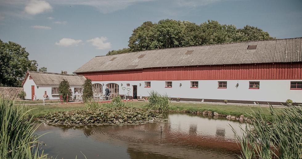 Lille Restrup Hovedgaard festlokaler og firma events