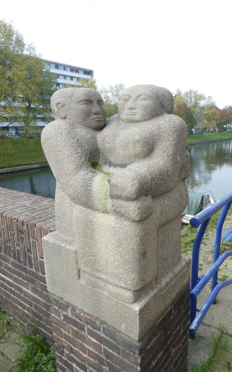 Echtpaar door Jan Meefout