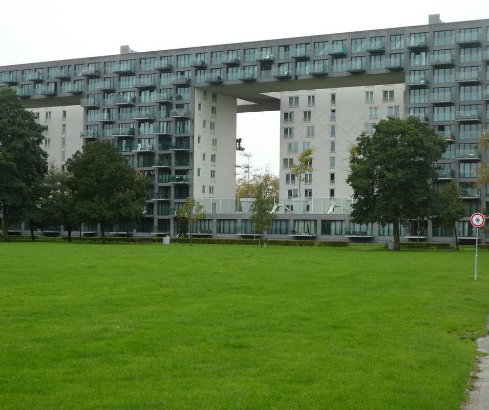 Parkrandgebouw