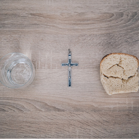 Spiritual Disciplines for Lent: Joy of Fasting