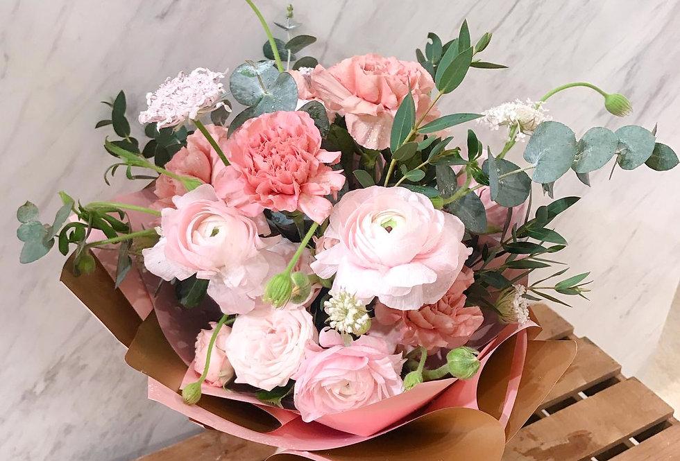 蕙賢紅花束