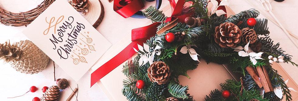 <限量>聖誕圈禮盒套裝