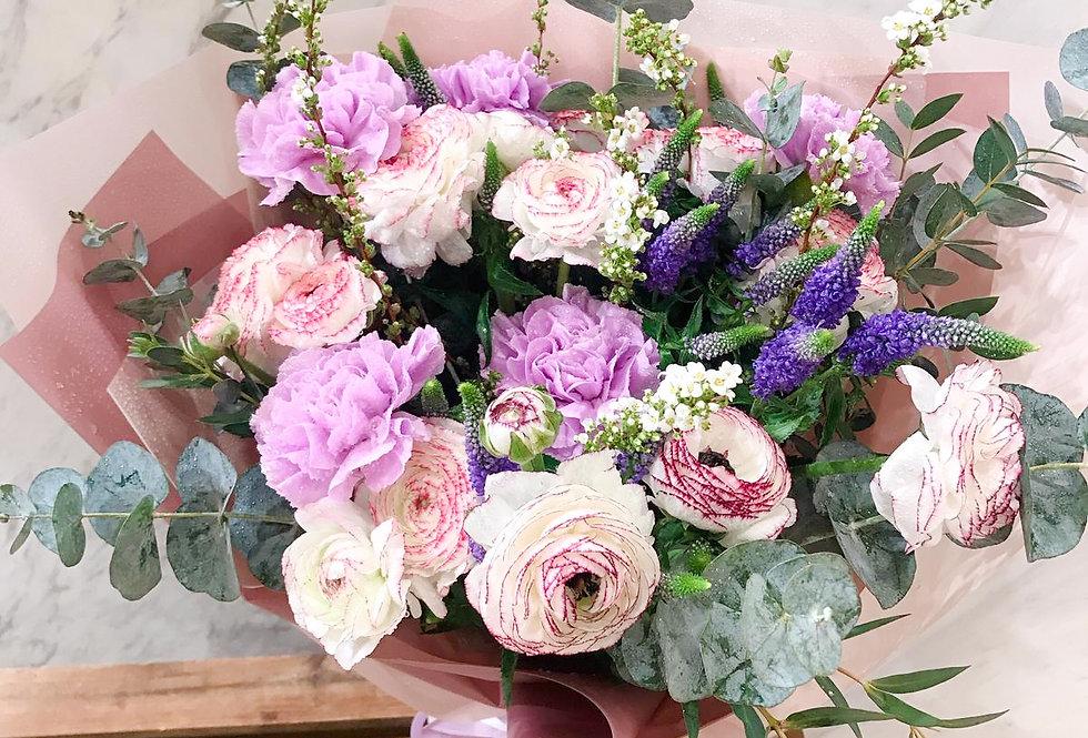 麗雅紫花束