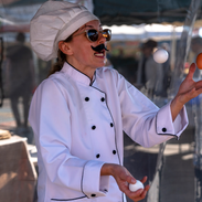 The Juggling Chef