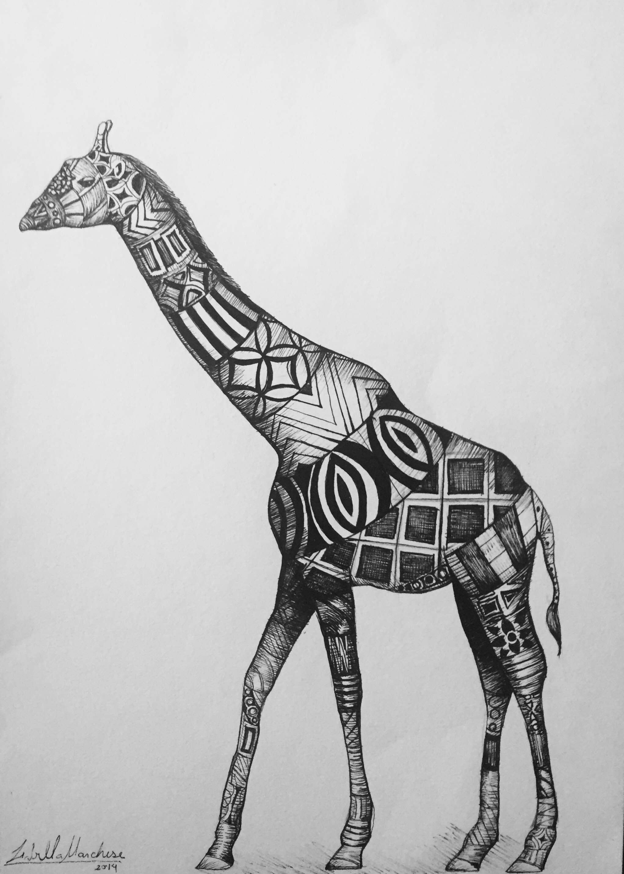 Girafa-A4
