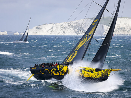 Skopios - Is she the Fastest Monohull Sailing Yacht?